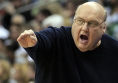 http://nextsportstar.com/ Saint Louis head coach Rick Majerus reacts during the first half of an NCAA men's college basketball tournament third-round game against Michigan State in Columbus, Ohio. Majerus, the jovial college basketball coach who led Utah to the 1998 NCAA final and had only one losing season in 25 years with four schools, died Saturday, Dec. 1, 2012. He was 64.