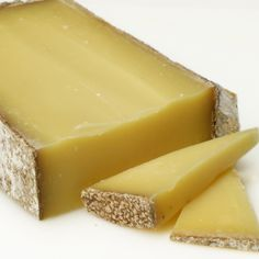 Gruyere - Semi-hard cheese, rich in calcium. Best with Burgundy and Chardonnay, or full-bodied red wines like Rioja
