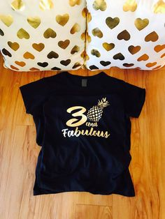 """Thanks for the kind words! ★★★★★ """"Love, love, love this shirt. Bought this shirt for my moms 50th birthday since we are going to Hawaii. It is exactly as pictured. Shipped fast and great communication with the owner."""" Chelsea B. http://etsy.me/2ANV9Jm #etsy #clothing #"""