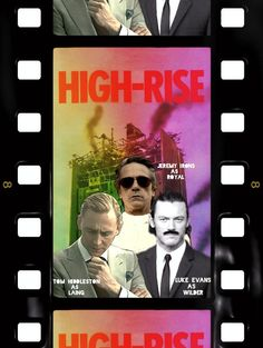 """""""In the future, violence would clearly become a valuable form of social cement."""" - JG Ballard, High Rise."""