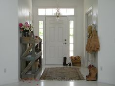 Shabby Apple Pie and Style: The first impression ... grand entrance inspirations!