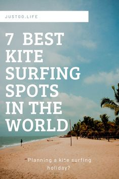 Kitesurfing Holiday - The 7 best Kitesurfing spots in the world South Africa Facts, North Africa, Travel Hacks, Travel Tips, Best Bucket List, Best Holiday Destinations, African Girl, Kitesurfing, Africa Travel