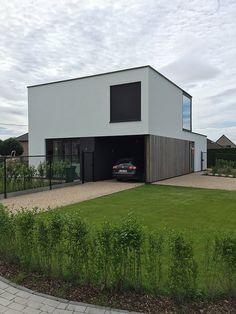 Architect Milos Van den Berge   Project DECUYPER