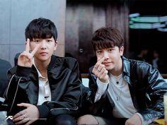 < 💎UNIT STAGE BEHIND CUT💎 > | LEE INHONG & SO JUNGHWAN #YGTREASUREBOX #LEEINHONG #SOJUNGHWAN