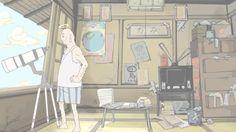 """自主制作アニメ「福よ来い!」 Independent Animation """"Come on, Fortune!""""-This is somewhat hilarious"""