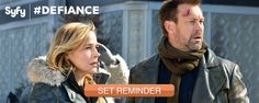 Be prepared to fight. Sign up for #Defiance reminders here: http://calrep.ly/1DL0sHR