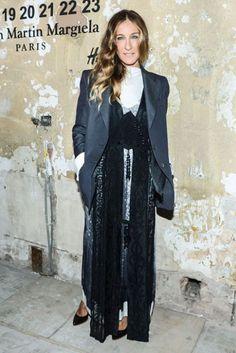 Sarah Jessica Parker kończy 50 lat! 50 legendarnych stylizacji Celebrity  Gowns df6c5c7ba9a