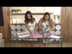 Aprenda a fazer um lindo quadro de maternidade! - YouTube