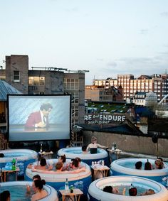 Open Air Cinemas In London — Outdoor Film Screenings   Cross your fingers and hope for no rain, because we've rounded up the best of the open air cinemas in London this summer. #refinery29 http://www.refinery29.com/outdoor-films-london