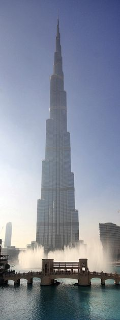I like how it is the tallest thing in the area by far