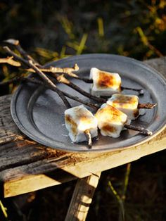 These must be amazing! Toasted pinneapple marshmallows (homemade)