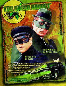 The Green Hornet 1960s TV Series