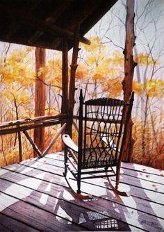 Shades of Autumn...