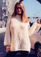 KK158 Puffy Oversized Turtleneck Yarn Store, Turtleneck, Knitwear, Pullover, Sweaters, Design, Fashion, Moda, Tricot