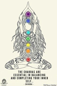 The Chakra Witch