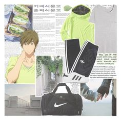 """""""testing tags"""" by akihabara ❤ liked on Polyvore featuring Zimmermann, Yves Saint Laurent, adidas, adidas Originals and NIKE"""