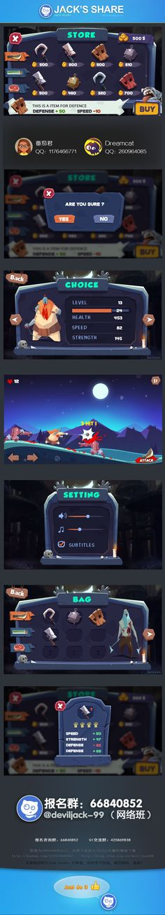 Another nice dynamic UI. It has a lot of depth and features Game Gui, Game Icon, Game Interface, Interface Design, Game Design, Game Development Company, Casual Art, 2d Game Art, Game Props