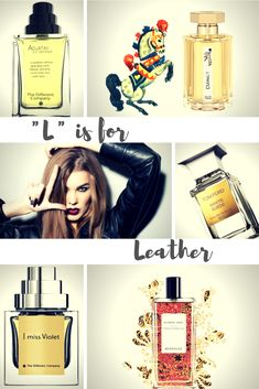 Leather Scent: The T