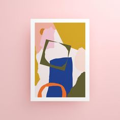 This months etsy shop interview is with Alison Willoughby . An Australian based graphic designer and artist who creates art and art inspir. What Makes You Laugh, Finding Treasure, Create Collage, Design Movements, Abstract Shapes, Mixed Media Art, How To Look Pretty, Illustrators, Etsy Shop