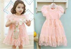 Idr 110k Pink Lace Dress