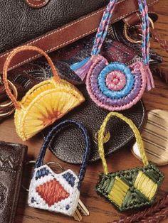 Fashion Doll Tote Bags