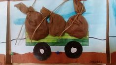 Autumn Activities, Paper Shopping Bag, Diy And Crafts, Fall, Nutrition, Dashboards, Projects, Kunst, Autumn