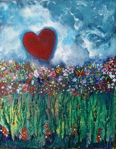 tuintje in mijn hart