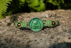 Earth Kingdom Bracelet from Avatar the Last by SubtleNerd on Etsy, $20.00
