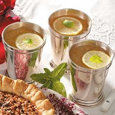 Mock Mint Julep Recipe from Taste of Home -- shared by Annette Grahl of Midway, Kentucky