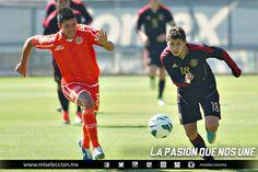 Partido de preparación entre la Sub20 y el Club de Tecamachalco #soccer #sports #mexico #seleccionmexicana #futbol