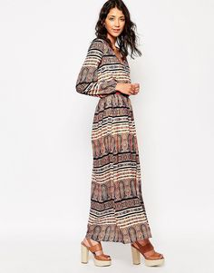 Exlusive Boho Maxi Dress | Dresscab