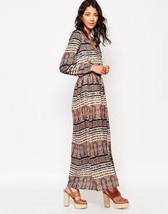 Exlusive Boho Maxi Dress | Dresscab