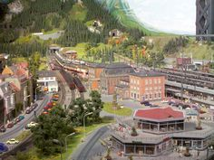 Miniaturwunderland in Hamburg, Germany is the biggest Model Railroad Layout in the world. We are proud that we had supplied them with our HO Gauge Model Train Figures from http://www.modelleisenbahn-figuren.com