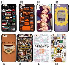Friends Tv Collage Show Central Perk Case Cover For Iphone 7 Plus Friends Tv Show, Friends Serie Tv, Friends Episodes, Friends Moments, Iphone 7, Coque Iphone, Iphone Cases, Coque Ipod Touch 6, Friends Merchandise