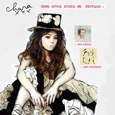 chara official web site