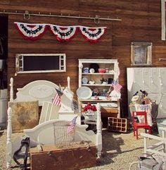miss gracie's house: barn sale~twenty twelve...