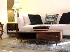 Lushpad - Mid Century Modern Coffee Table