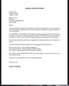 sample cover letter engineer