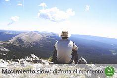 ¿Qué es el movimiento slow? ¿Porqué lo relacionamos con la ecología?