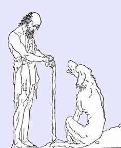 Argos is the faithful dog of Odysseus, clever hero of Homer's Iliad and focus of The Odyssey. When Odysseus fails to return from the Trojan War, everyone but Argos and Odysseus's wife Penelope believes he is dead. When he returns disguised as a beggar, only Argos recognizes him.