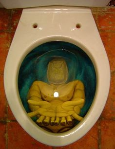 Huge Collection of funny, strange and weird toilets / urinals from around the world Potty Training Humor, Tranquil Bathroom, Vintage Funny Quotes, Weird Furniture, Creepy History, Bathroom Humor, Funny Cat Videos, Weird And Wonderful, Funny Signs