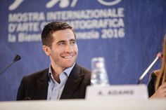 Jake Gyllenhaal Daily Venezia 2016