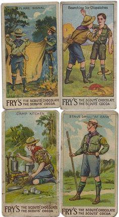 Those kooky boy scouts