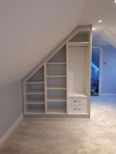 Fitted Wardrobes - Fitted Bedrooms, Sliding Wardrobes & Fitted Furniture in London, UK - Smiths Fitted Furniture Furniture Market, Furniture Sale, Cheap Furniture, Sliding Wardrobe, Built In Wardrobe, White Furniture, Plywood Furniture, Attic Bedroom Ideas Angled Ceilings, Fitted Bedrooms
