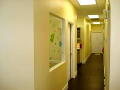 #hallway at our #restorative #dentistry #office in #coralsprings #florida