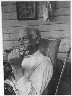 Cajun fiddler, Louisiana