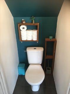 Deco wc – 12 idees superbes de decoration toilette ! | Classique ...