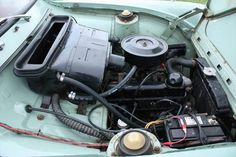 Ford Motor Company, Ford Anglia, Classic Cars British, Motor Parts, Electric Motor, Cars Motorcycles, Vehicles, Black, Autos