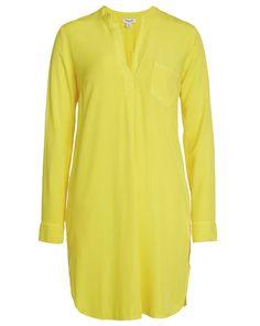 Kleid mit Brusttasche - gelb von Splendid bei Queens jetzt kaufen | kleidoo