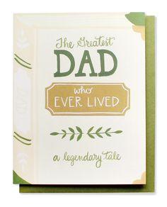Mignon | the greatest dad card